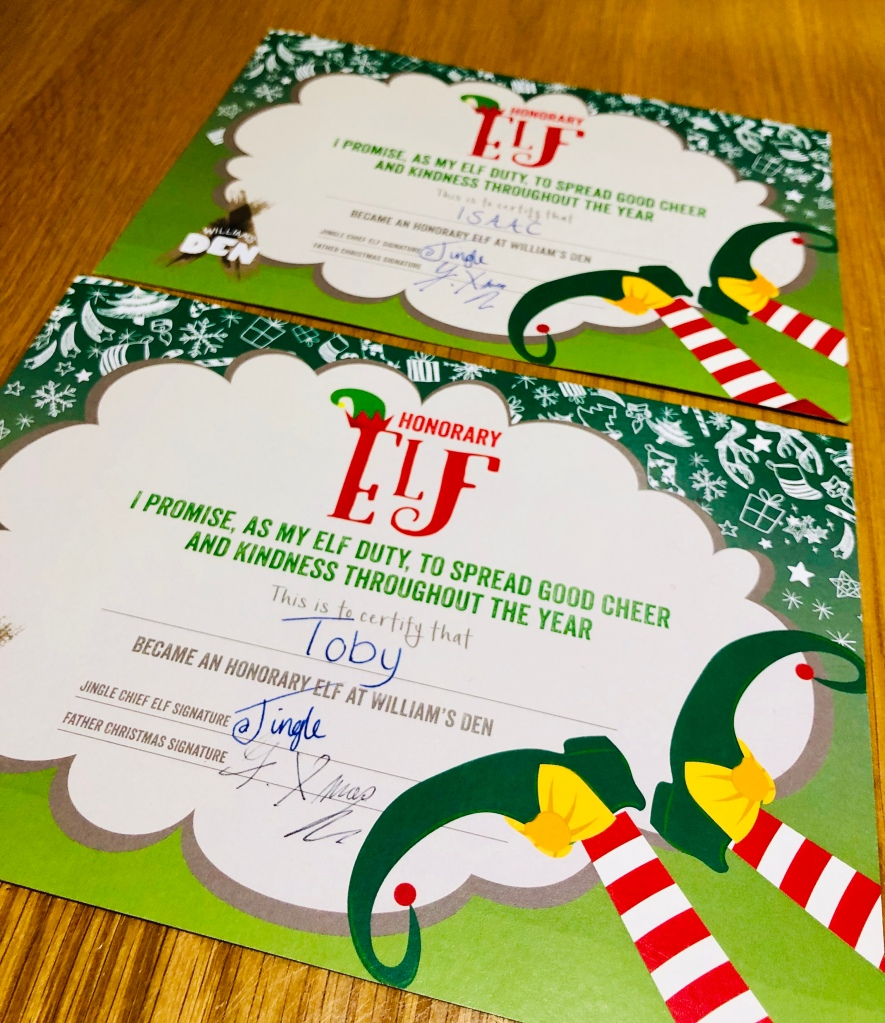 Honorary Elf Certificate Honorary Elf Military Christmas Elf Dear Santa Elf Provides An Object File Framework To Support Multiple Processors Multiple Data Encoding And Multiple Classes Of Machines Roda Dunia